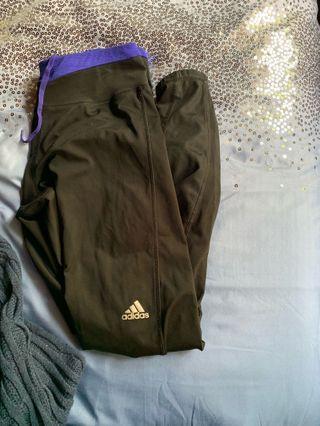 Adidas full length tights