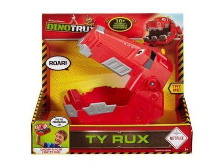 DINOTRUX Deluxe Role Play - Ty Rux