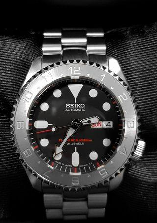 SKX007 SKX007J  Steel / tradeable with SRPC48J with topups