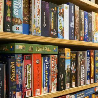 Clearing Board Games