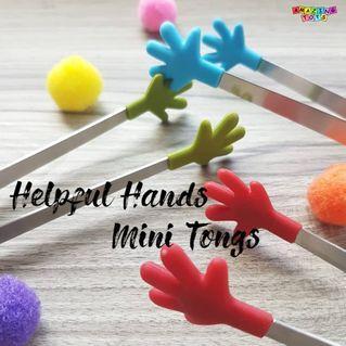 Mini tongs