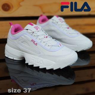Fila Disruptor Sepatu Fila Wanita