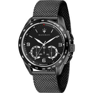Mens maserati luxury watch