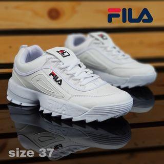 Fila Disruptor Sepatu Fila Putih