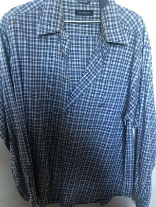 Nautica Vintage Button Up