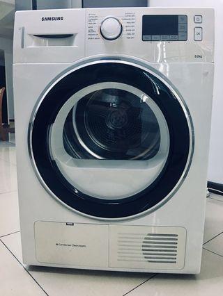 Seldom used Dryer