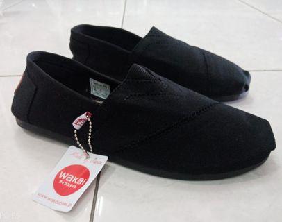 Sepatu Wakai Hitam