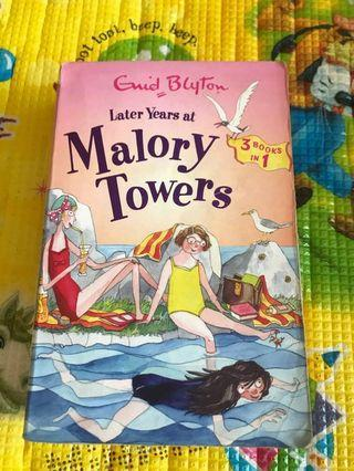 🚚 Enid Blyton Later Years at Malory Towers 3-books-in-1