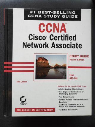 CCNA Certified CISCO Network Associate 4th edition
