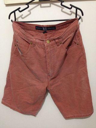 Jeans pendek pria