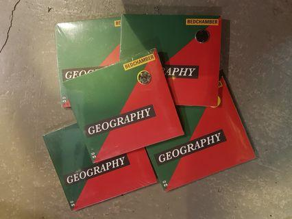 bedchamber - geography cd
