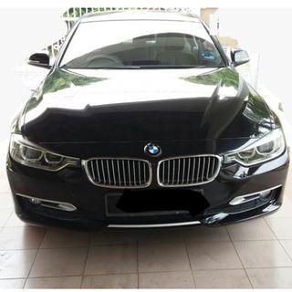 BMW 320D (2.0 A) Register 2012