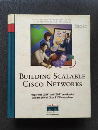 Building Scalable CISCO Networks