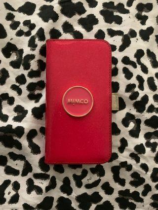 Mimco iPhone X case