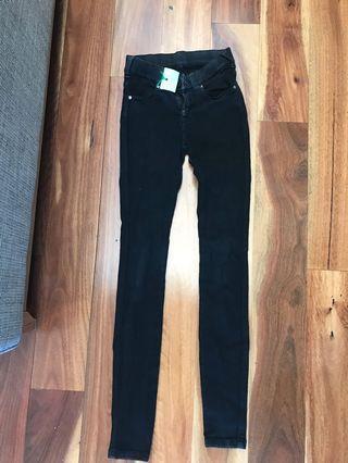 Dr denim black jeans