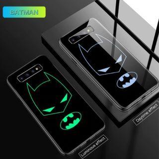 Luminious Batman Soft TPU Casing | Samsung Galaxy