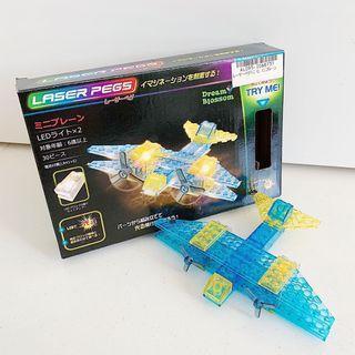 [FLASH SALE] LED Aeroplane Bricks LEGO
