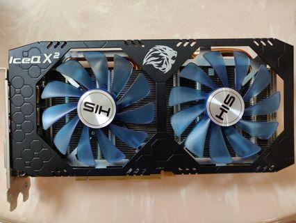HIS IceQX2 AMD RX580 4GB GDDR5