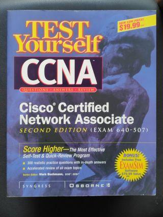 Test Yourself CCNA CISCO Certified Network Associate (Exam 640-507) 2nd edition