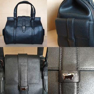 Braun Buffel Sahara Tote (Authentic Preloved)