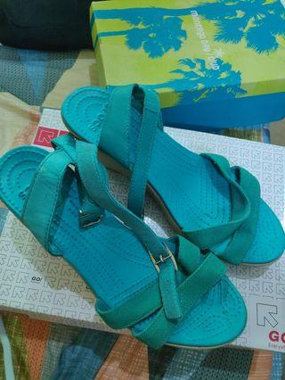 Crocs ori wedges