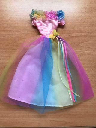 Barbie Vintage Fashion Avenue Party Dress / Barbie Clothes / Barbie Outfit