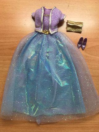 Barbie Fashion Avenue Vintage Dress / Barbie Clothes / Barbie Outfit