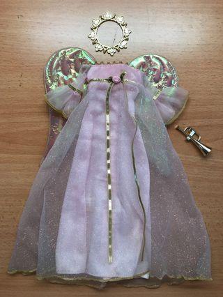 Barbie Vintage Angel Costume