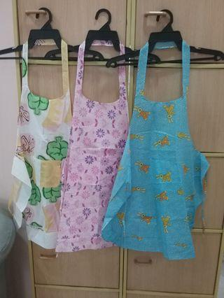 APRON - MULTIUSAGE & COLOURS
