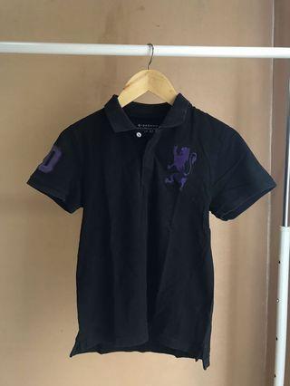 Polo Shirt Giordano Black