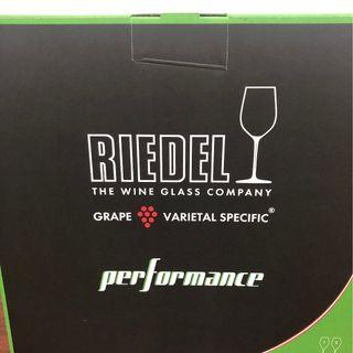 RIEDEL Champagne glasses (original $550)