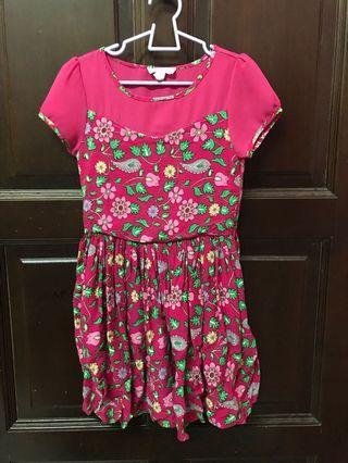 Pumpkin Patch Dress 6y