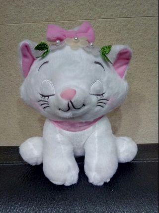 瑪莉貓絨毛娃娃