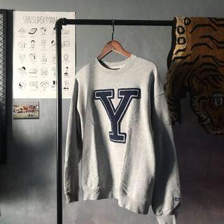 :AgdLab:Global work X YALE - 耶魯大學聯名衛衣