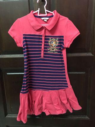 Poney Dress 7-8y