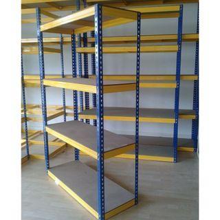 6 Layer Botless Rack