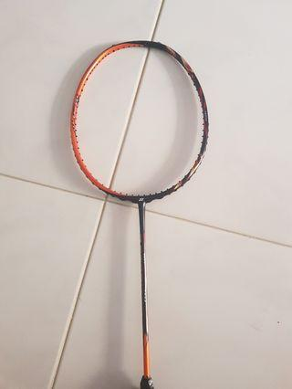 🚚 Yonex Astrox 99 4u g5 racket (discounted price)