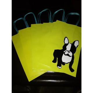 French Bulldog Gift Bags