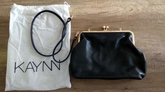 Maxi Purse Leather Bag