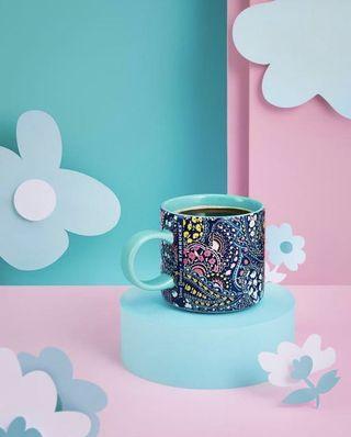 🚚 Starbucks x Vera Bradley Mug