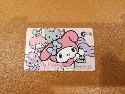 #MRTJurong East My Melody Ez-link Card