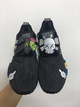 3e593de6d Adidas NMD R1 Kaws customs
