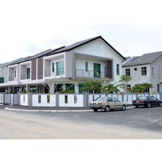 [ BELOW MARKET PRICE ] HILL TOP 2 STOREY TERRACE HOUSE FREEHOL 0%D/PAYMENT