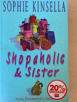 Shopaholic & Sister by Sophie Kinsella (Shopaholic #4)