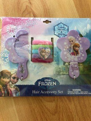 Frozen Hair accessory set