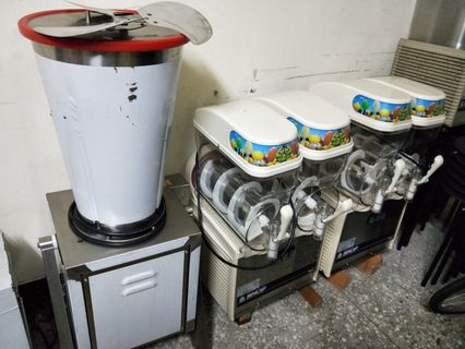 專業冰沙機,雪泥機(台灣貨)