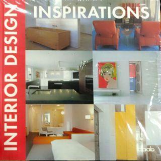 Buku INTERIOR DESIGN INSPIRATION DAAB Inspirasi Desain Interior Eropa