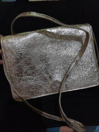 H&M glam purse