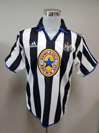 Newcastle United 98-99 Jersey