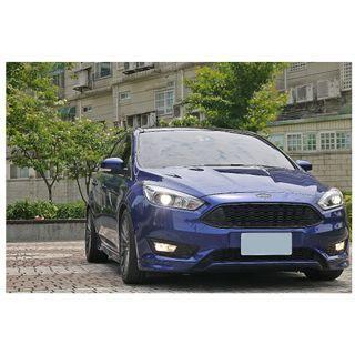 2016年 Ford/福特 頂級MK3.5 Focus 5D 1.5T